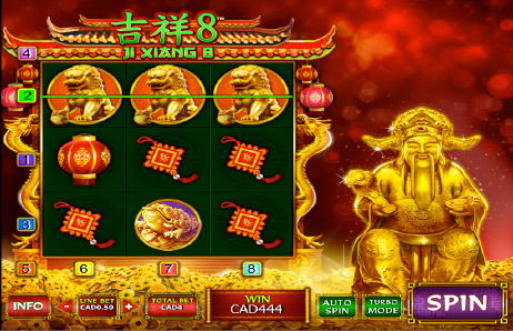 Play Ji Xiang 8 Online Slots at Casino.com NZ
